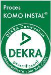 dekra certificering